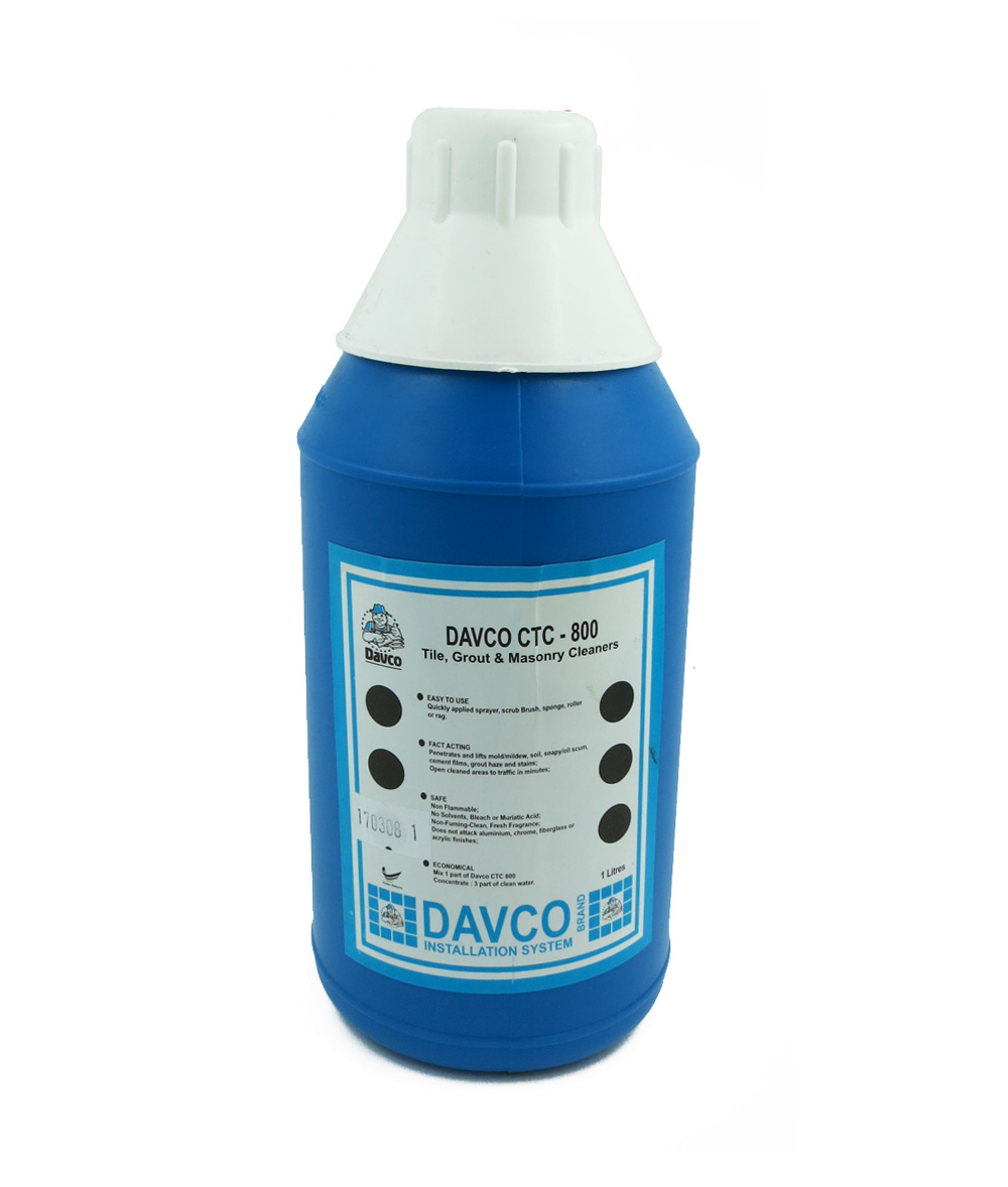 Davco CTC-800 Tile, Grout & Masonry Cleaners – eWare